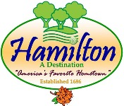 logo for hamilton township