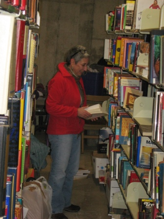 mary in stacks